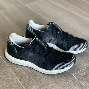 Adidas by Stella McCartney Ultra Boost Black White